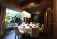 個室が嬉しいレストラン